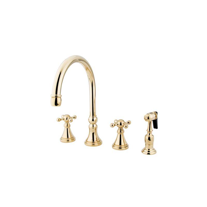 Ks2792kxbs In Polished Brass By Kingston Brass