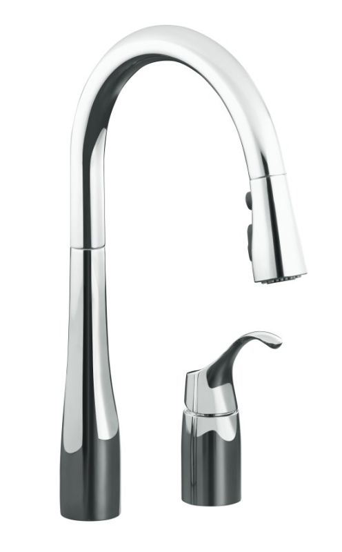 Cominstall Kitchen Faucet : Install Kohler Kitchen Faucet  Faucets Reviews