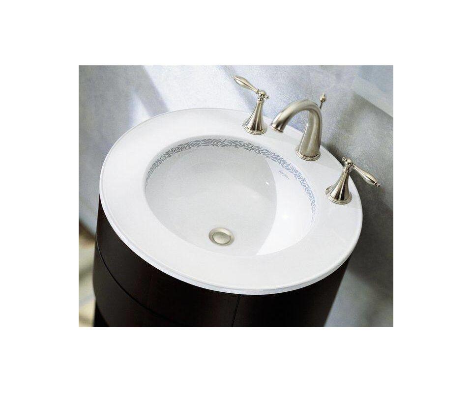 Faucet Com K 14284 Wr W2 In Earthen White By Kohler