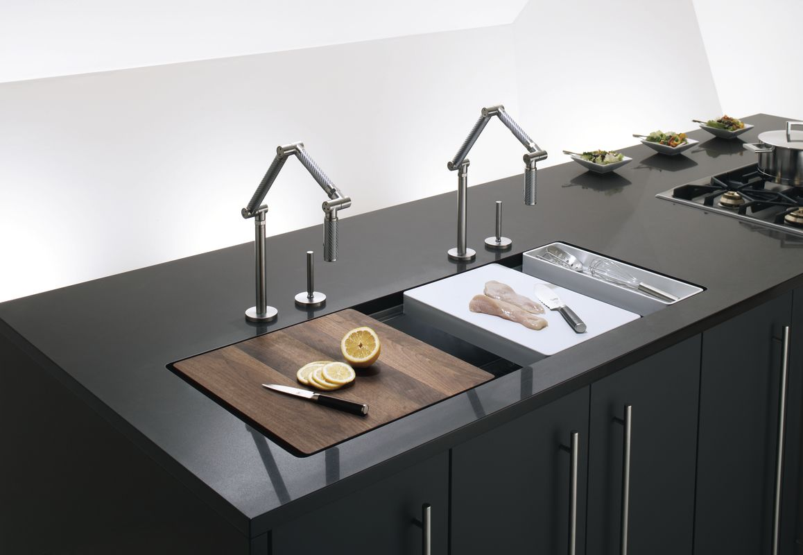 Kraus Kitchen Faucets Reviews Faucet Com K 3761 Na In Stainless Steel By Kohler