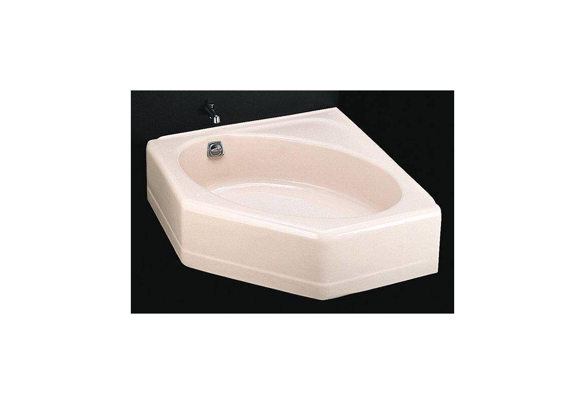 American Acrylic Br 58s Corner Soaking Bathtub Atg Stores