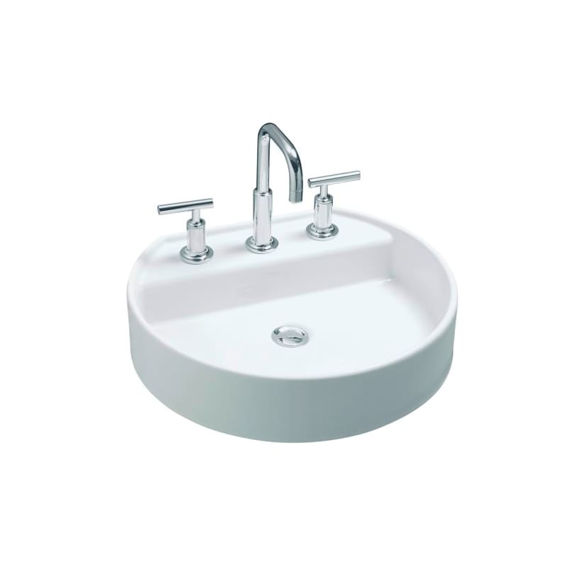 Kohler Sinks Bathroom On 18 5 Inch Wading Pool Vessel Bathroom Sink