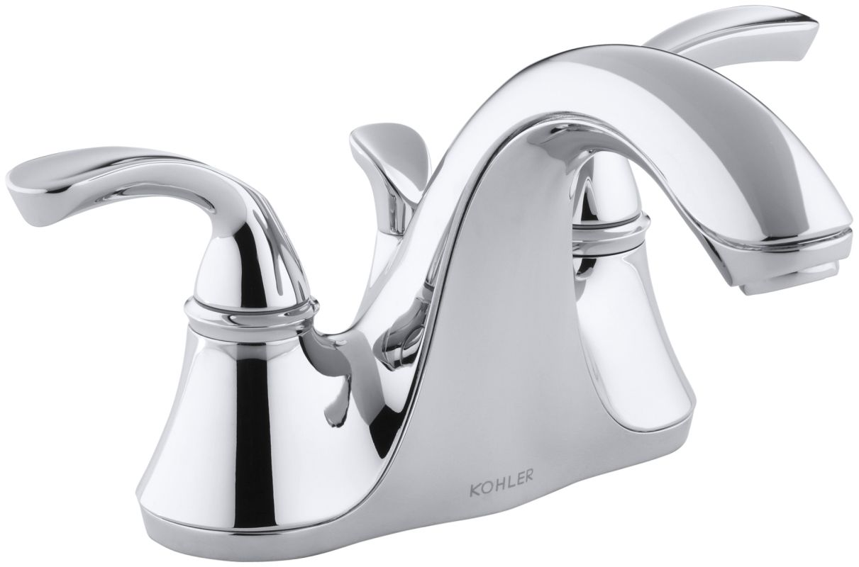 Faucet Com K 10270 4 Cp In Polished Chrome By Kohler