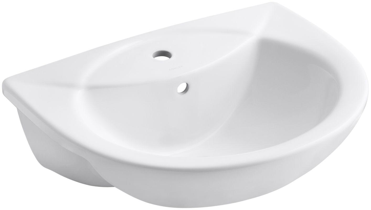 k 11160 1 0 in white by kohler. Black Bedroom Furniture Sets. Home Design Ideas