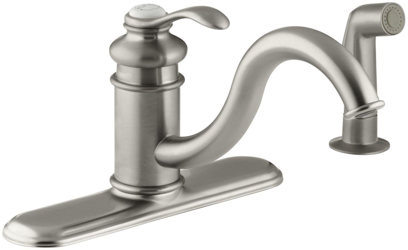 Faucet Com K 12172 Bn In Brushed Nickel By Kohler