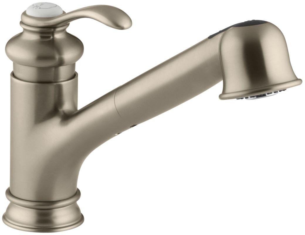 Faucet Com K 12177 Bv In Brushed Bronze By Kohler