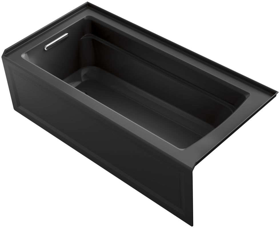 Faucetcom K 1948 LA 7 In Black By Kohler