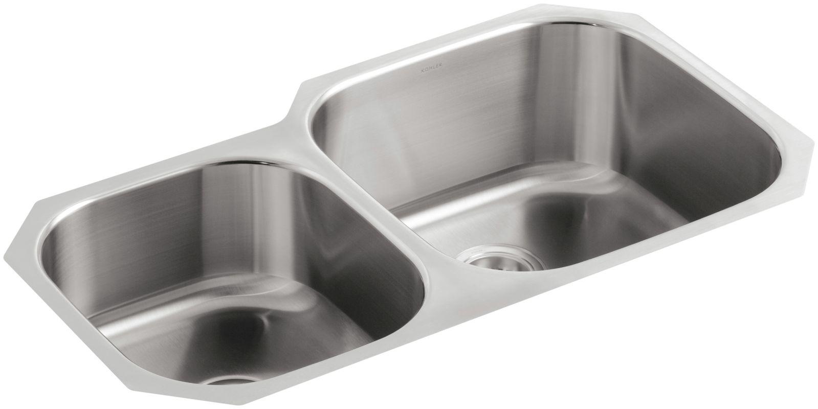 K-3356-L-NA In Stainless Steel By Kohler