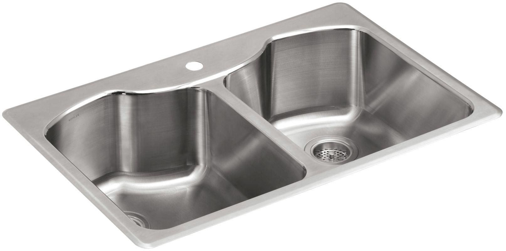 K-3842-1-NA In Stainless Steel By Kohler