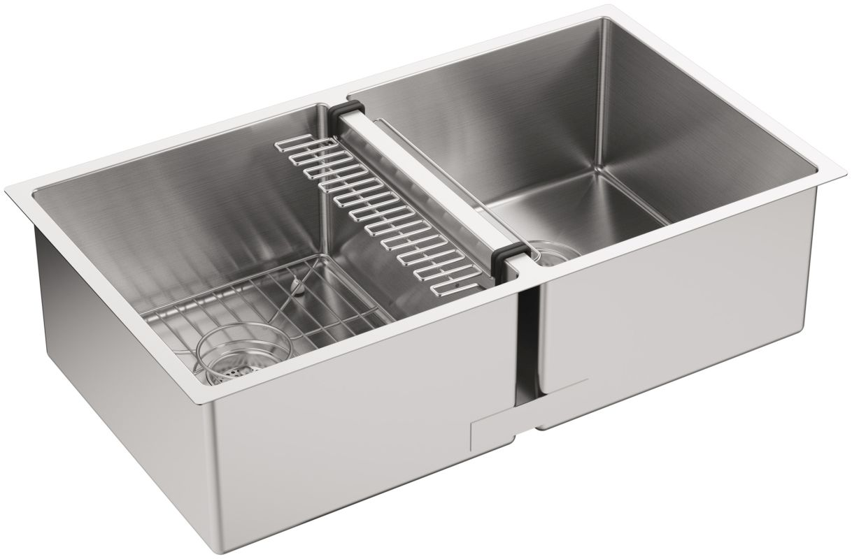 Kohler Kitchen Stainless Steel Undermount Sinks