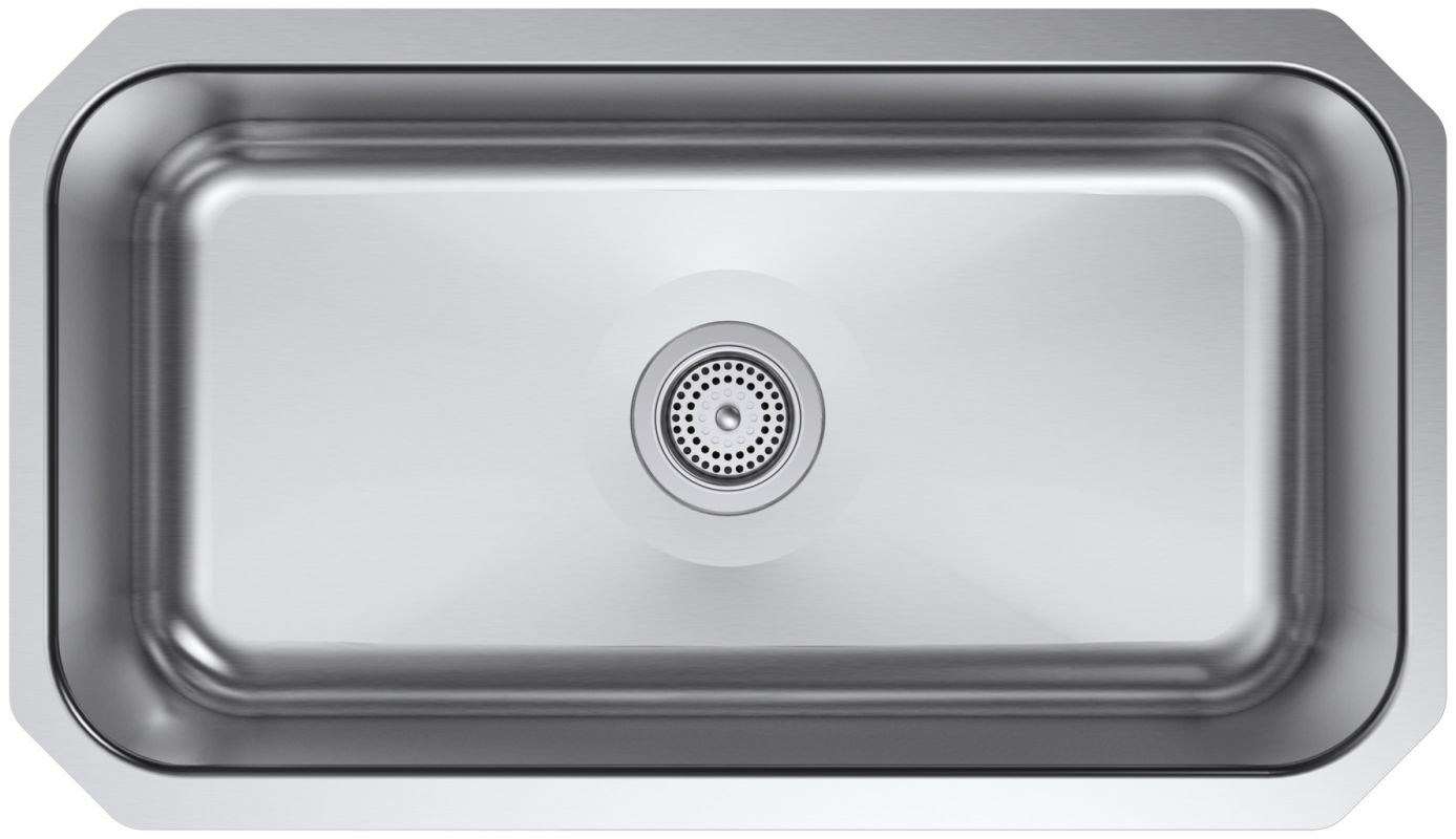 Kitchen sink top view png - Faucet Com K 5290 Hcf Na K 72218