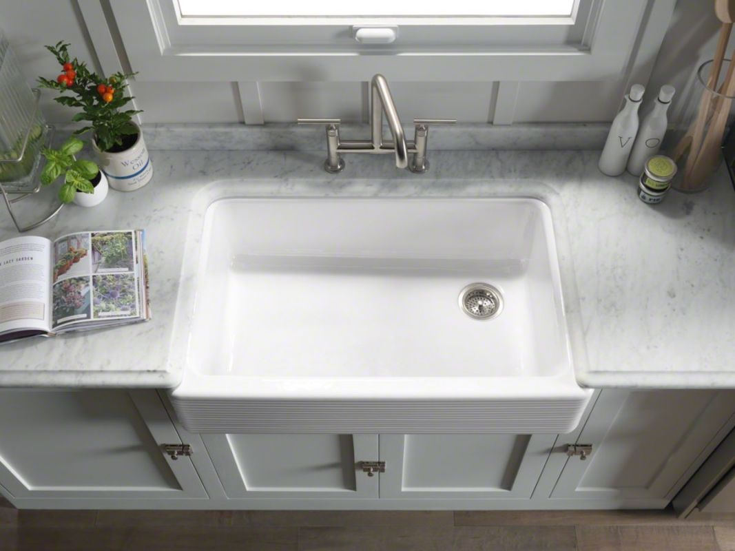 K 6349 0 In White By Kohler