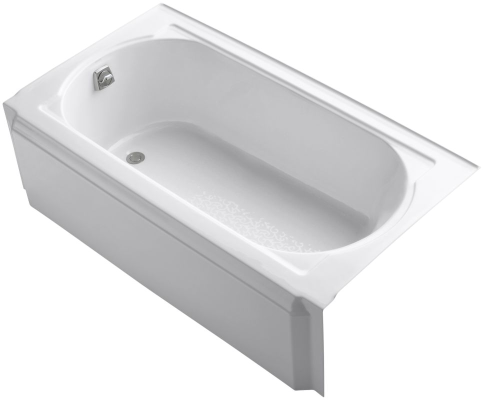 Kohler K-721-0 White Memoirs Collection 60