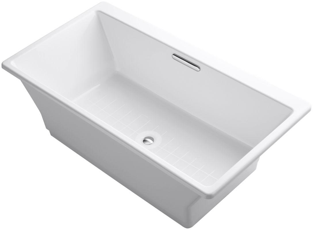 Faucet.com   K-894-F62-0 in White by Kohler