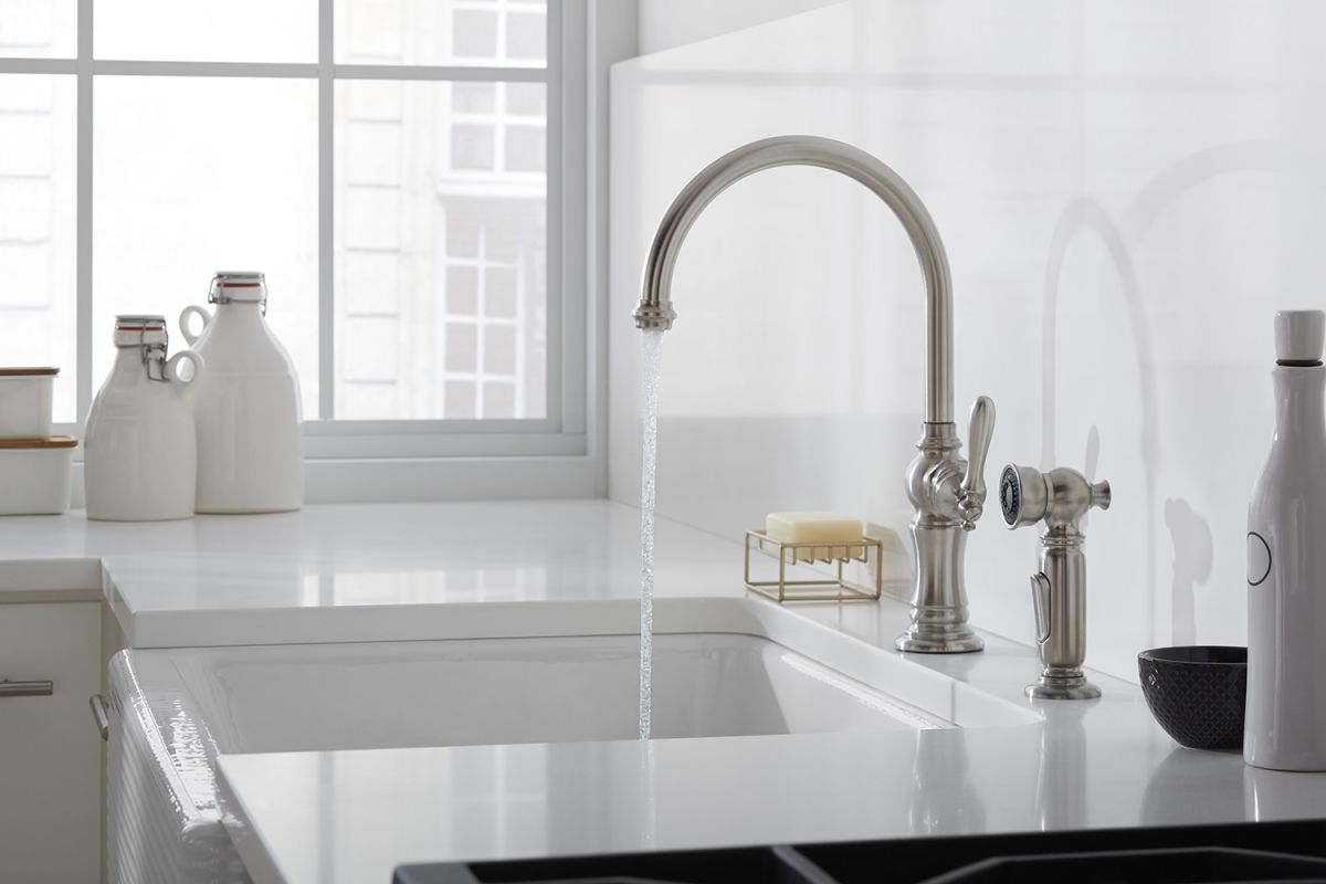 Kohler Kitchen Faucets Canada