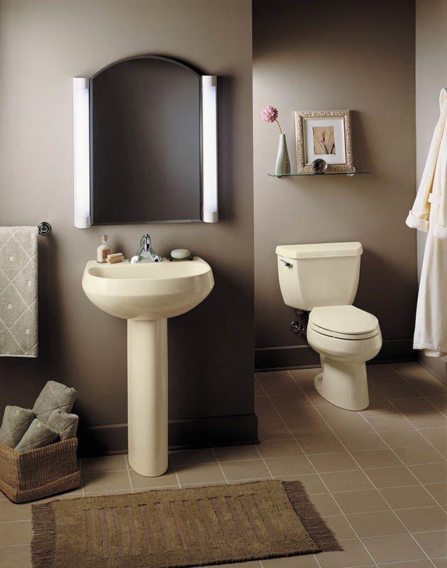 Kohler Wellworth Pedestal Sink Installation - Sink Ideas