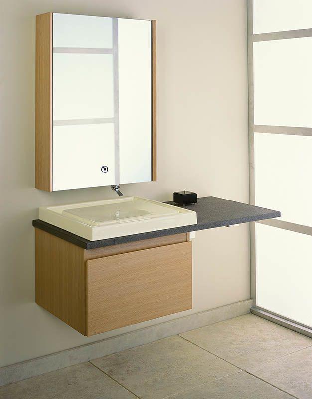 Kohler K-2313-47 Almond Purist 24 inch Fireclay Wading Pool Bathroom ...