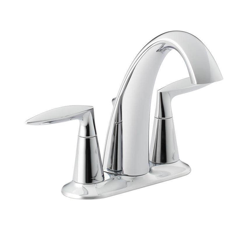 Faucet.com K-45100-4-CP in Polished Chrome by Kohler