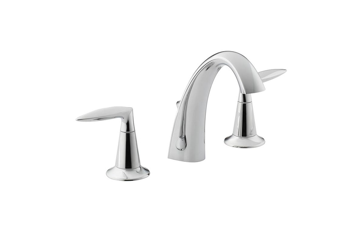 Faucet.com K-45102-4-CP in Polished Chrome by Kohler