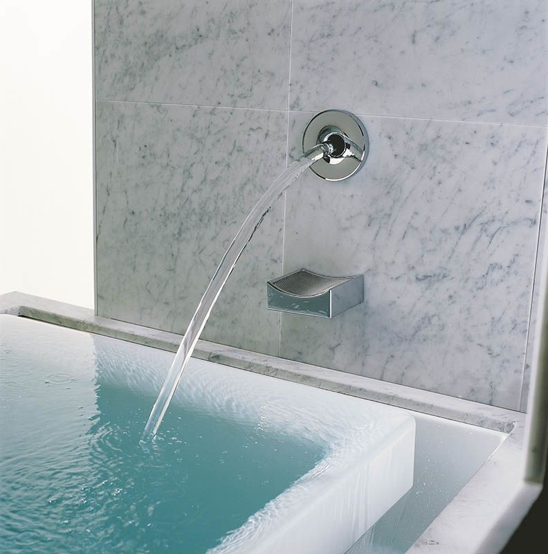 Image Result For Wall Mounted Bathroom Faucets Brushed Nickel