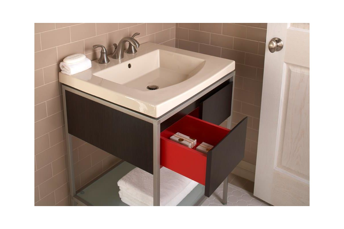 Best - $100 for KOHLER Persuade 25.25 in. Vitreous China Vanity Top ...