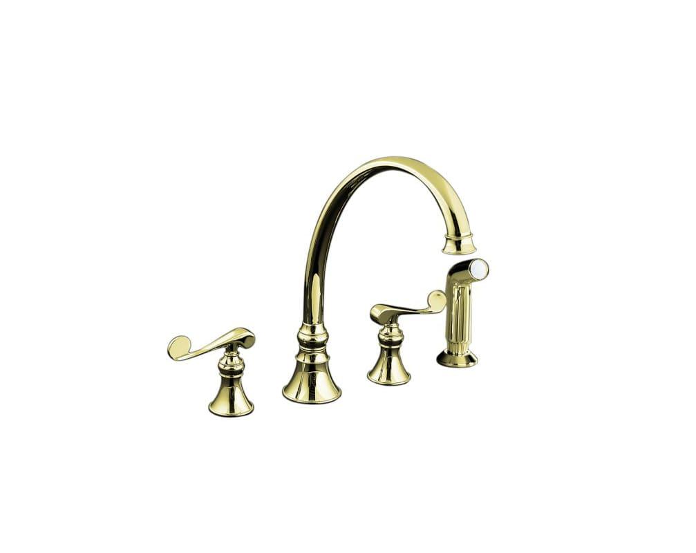 faucet com k 16109 4 bv in brushed bronze by kohler