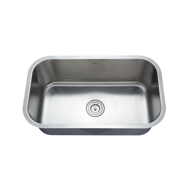 Where Are Kraus Sinks Manufactured : ... 16-Gauge Stainless Steel Kitchen Sink with Pullout Kitchen Faucet