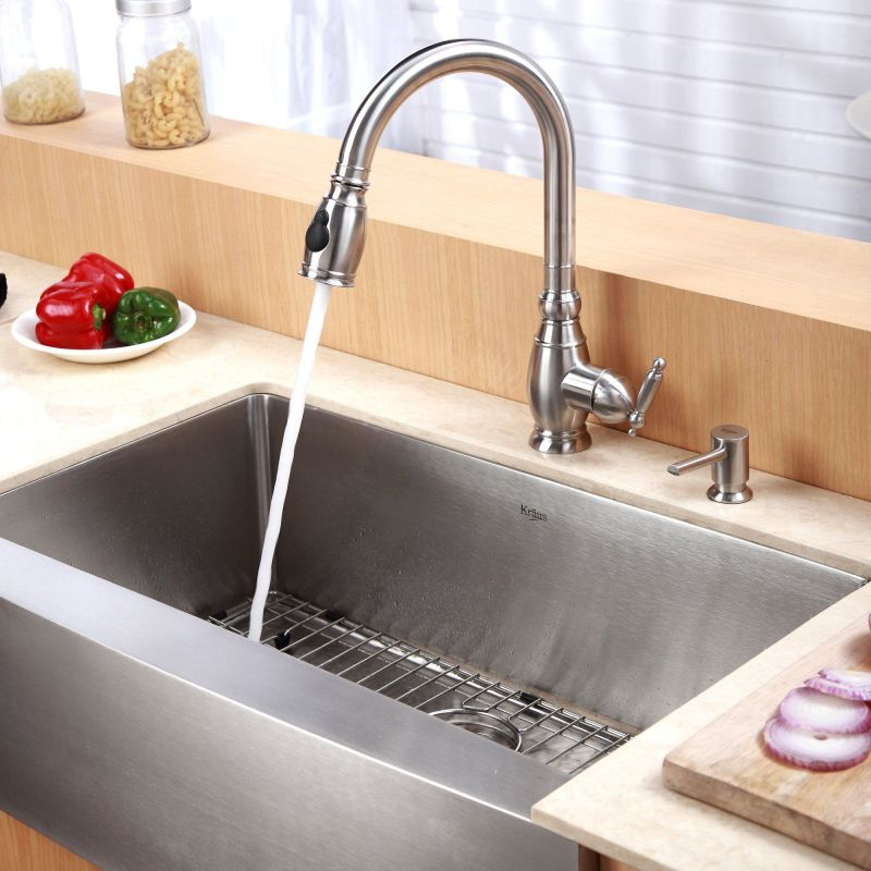 Kraus Sink Installation : Use Coupon Code: krausfive
