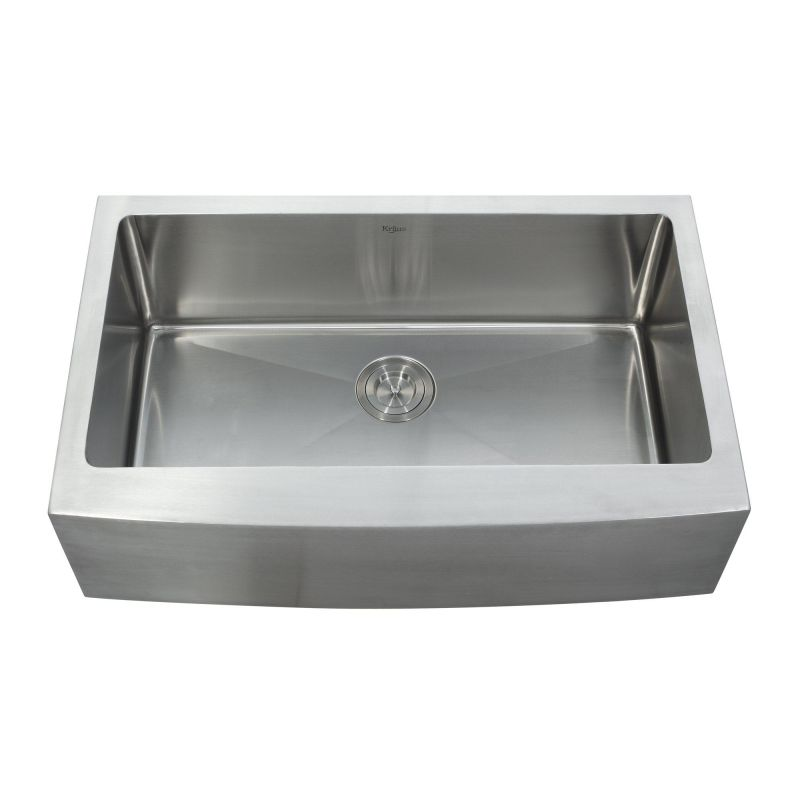Where Are Kraus Sinks Manufactured : ... Kitchen Sink with Pullout Spray Kitchen Faucet and Soap Dispenser