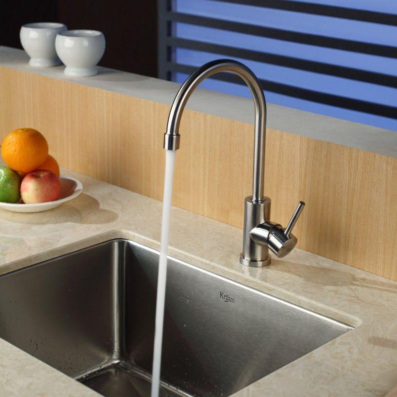 Kraus 23 Undermount Sink : ... 23