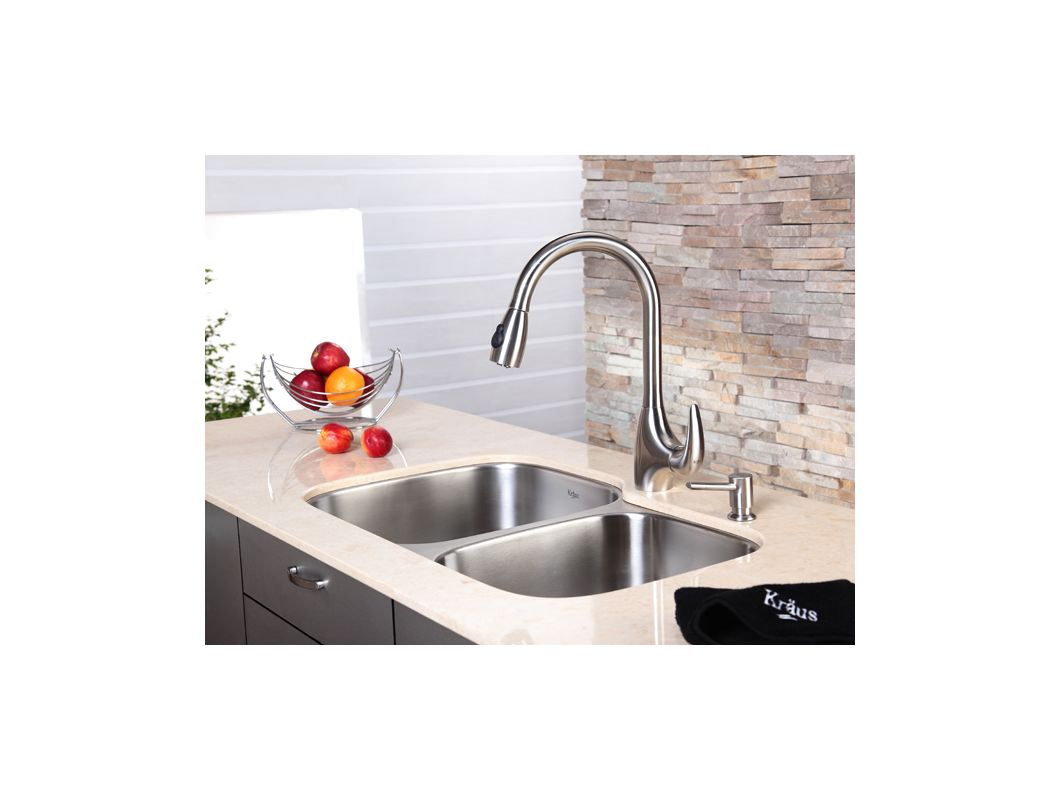 kraus sinks and faucets at