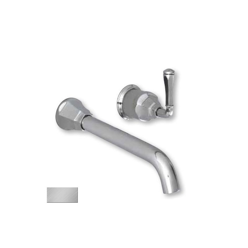 nickel closeout key west single handle wall mounted bathroom faucet
