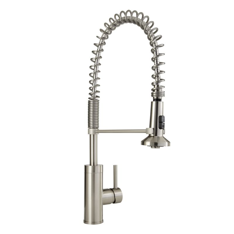 Mirabelle Pull Out Spray Kitchen Faucet