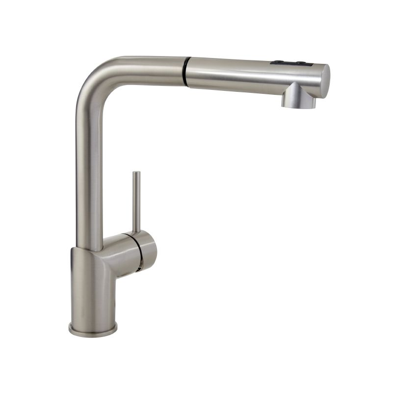 Mirabelle Kitchen Faucet Reviews: Faucet mirxcra cp in chrome by ...