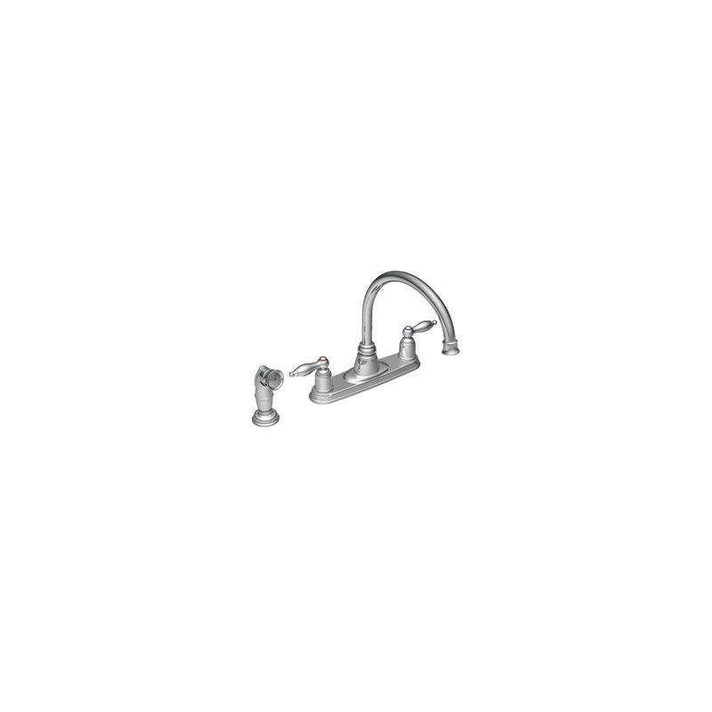 7905 in chrome by moen for Moen castleby bathroom faucet
