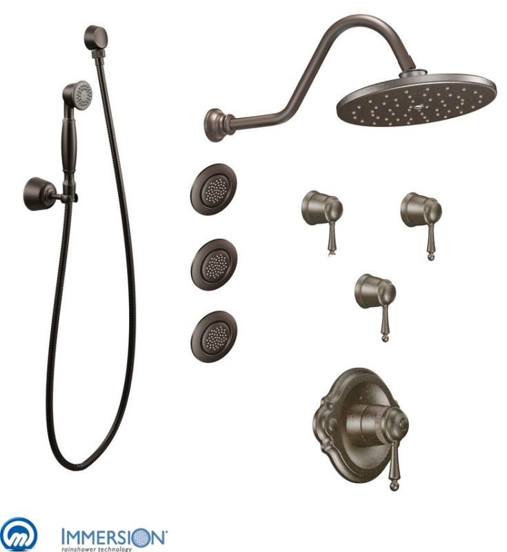 Faucet Com 1096orb In Oil Rubbed Bronze By Moen
