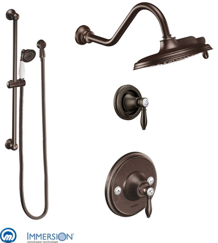 Faucet Com 3025orb In Oil Rubbed Bronze By Moen