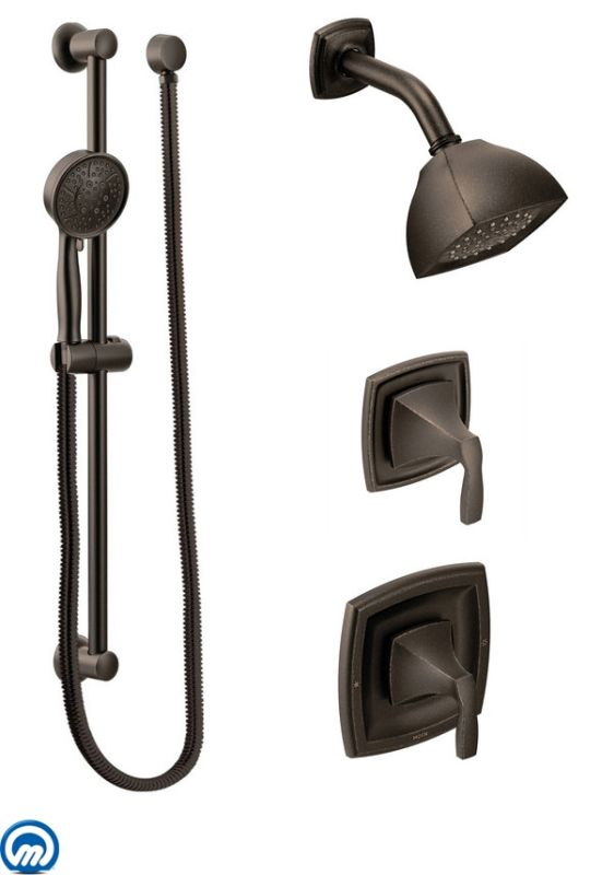425ORB In Oil Rubbed Bronze By Moen
