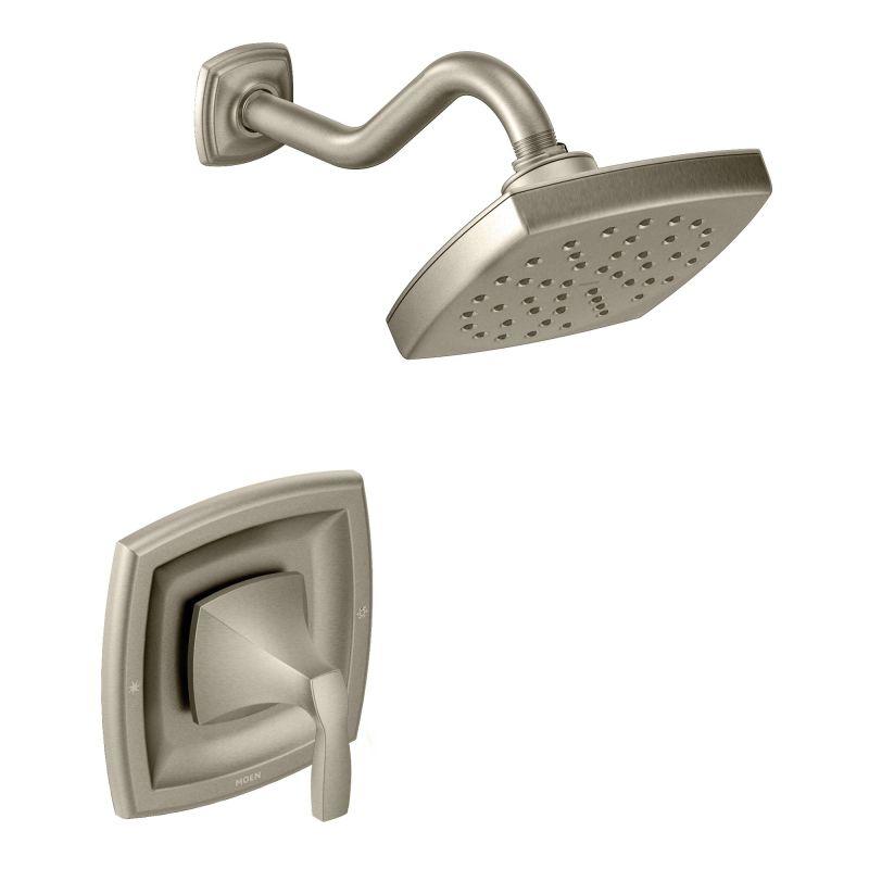 Faucet Com 435bn In Brushed Nickel By Moen