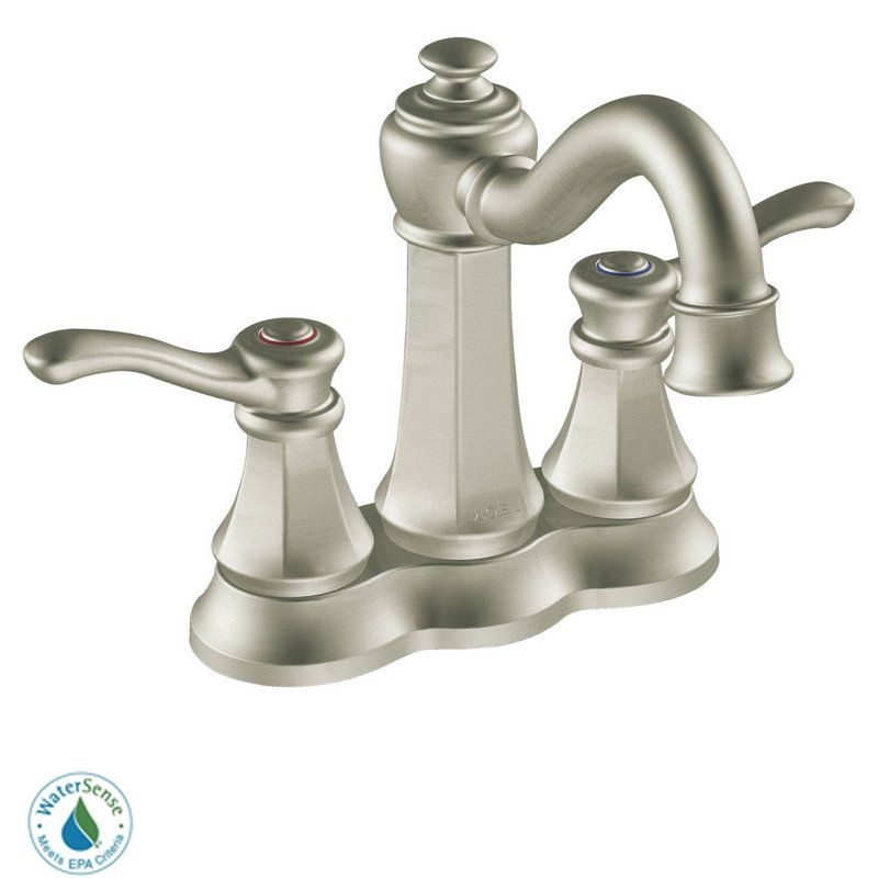 6301bn In Brushed Nickel By Moen
