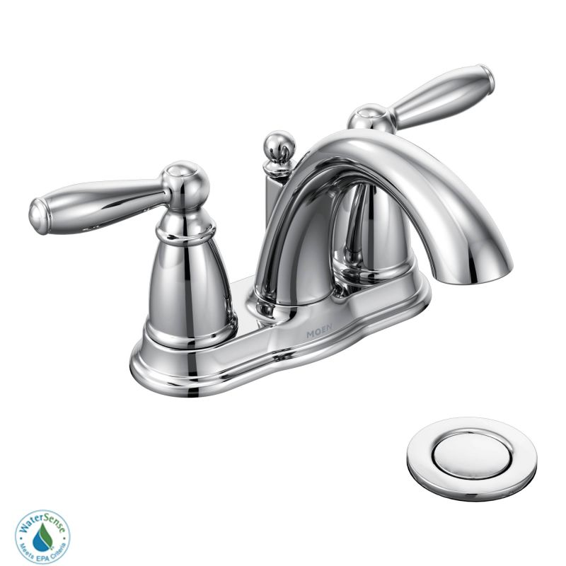 faucet com 6610 in chrome by moen