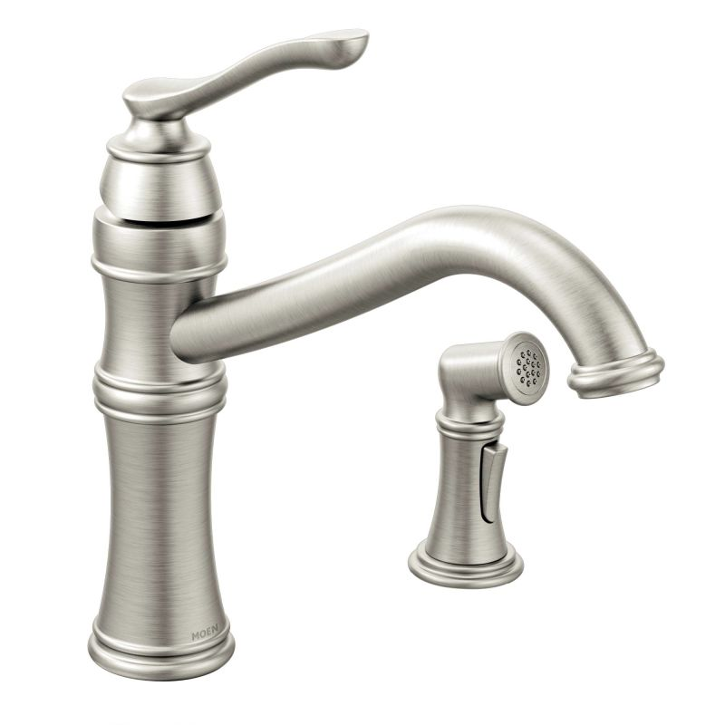 faucet 7245orb in rubbed bronze by moen