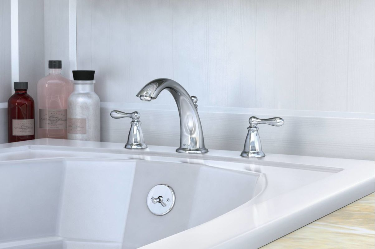 Discontinued bathroom faucets - Faucet Com 86440 In Chrome By Moen