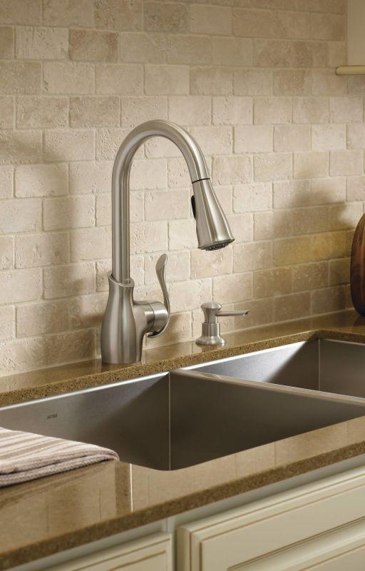 Moen Boutique Kitchen Faucet Ca87006