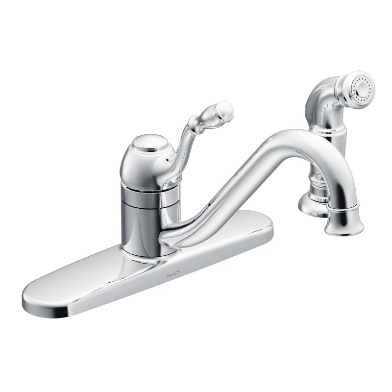 Faucet Com Ca87009 In Chrome By Moen
