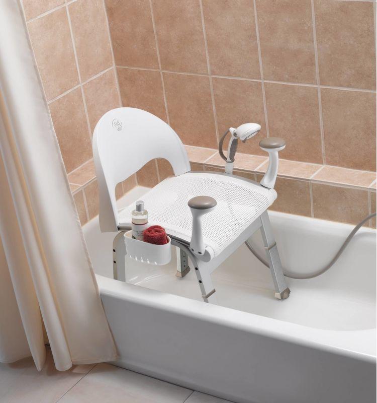 Elderly Bathroom: CSIDN7100 In Glacier By Moen