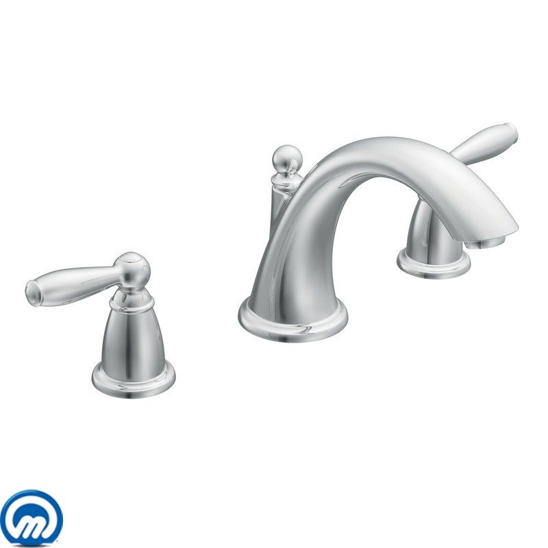 Faucet Com T4943 In Chrome By Moen