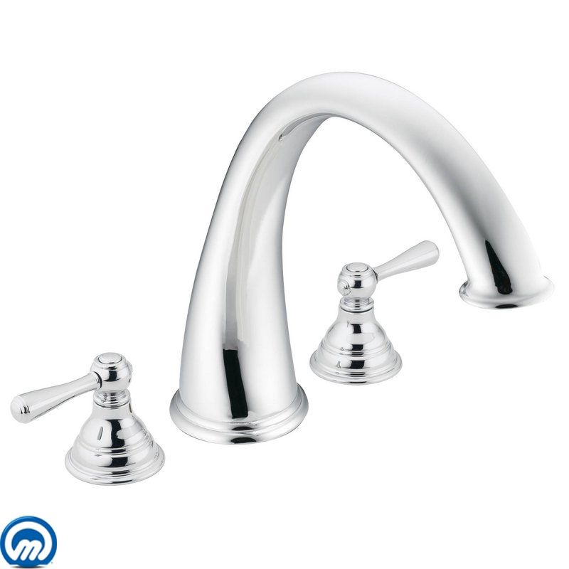 Moen Polished Brass Bathroom Faucets: T920P In Polished Brass By Moen
