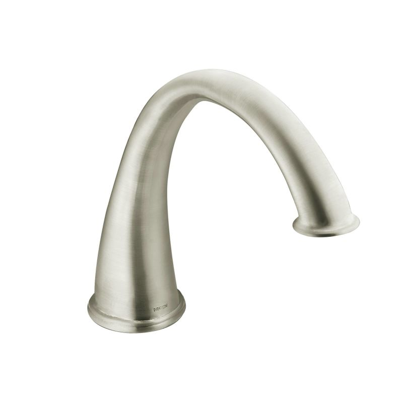faucet com t9211bn in brushed nickel by moen