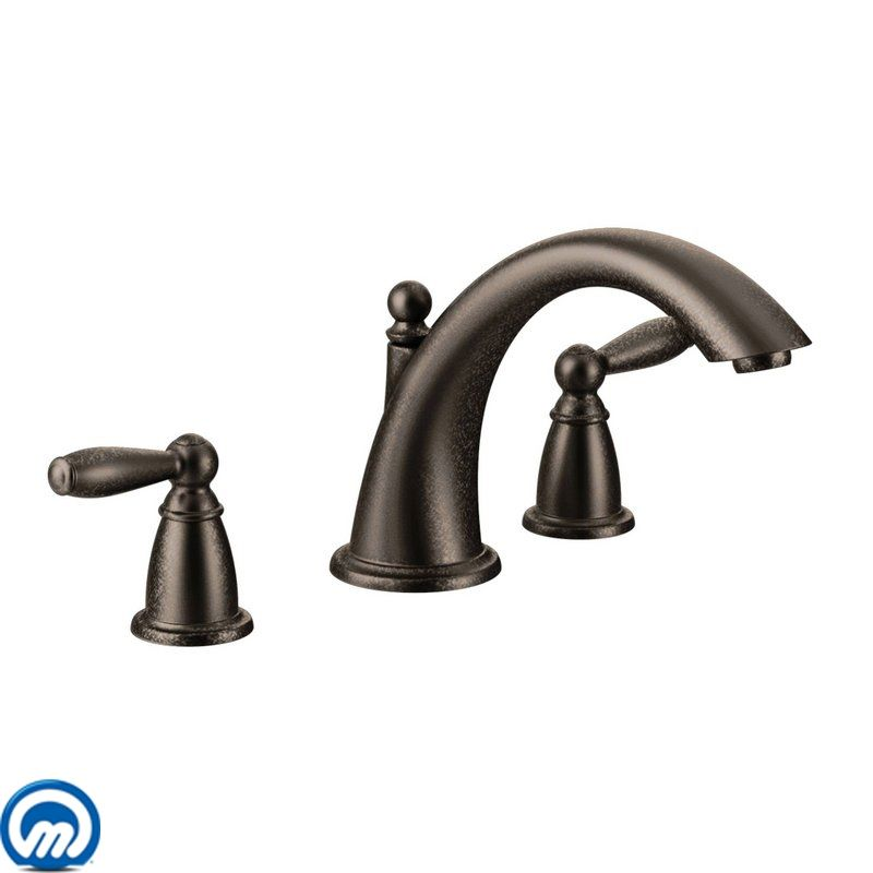 T933ORB In Oil Rubbed Bronze By Moen